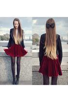 velvet awwdore skirt