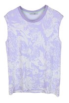 DREAMY ROSE PRINT TANK TOP (LAVENDER)