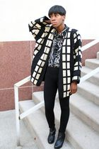 black Yak jacket - Forever 21 shoes