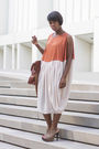 Orange-ajp-dress