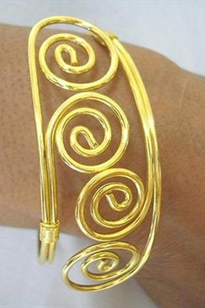 vintage bangle Azteclovers bracelet