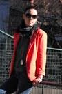 Sheinside-blazer-amiclubwear-bag-rosewholesale-blouse