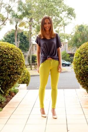 neon jean jeans