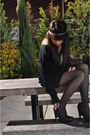 Black-thrift-town-sweater-black-dolce-vita-shoes-black-forever-21-skirt-si