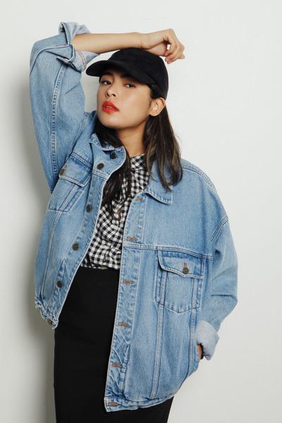denim vintage jacket