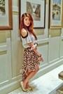 Topshop-ring-bracelet-skirt-primark-blouse-vivienne-westwood-flats