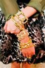 Bracelet-h-m-shirt-necklace-primark-skirt-wedges-top