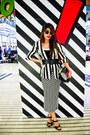 Stripe-kaka-mee-jacket-round-ksubi-sunglasses-skirt-stripe-whimsical-top