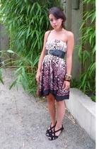 unknown skirt - Office shoes - Portabello Market accessories - Primark accessori