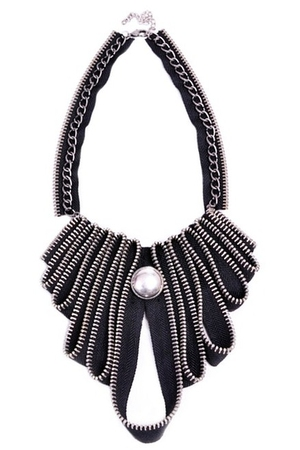 black Bags of Sparkle accessories - Bags of Sparkle necklace