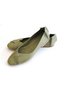 Olive-green-leather-elf-flats