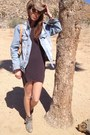 New-look-boots-h-m-dress-cowboy-hat-monsoon-hat-asos-jacket