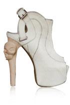 white beautiful kermit tesoro boots