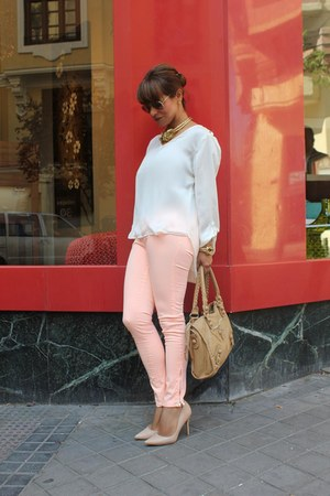 rayban sunglasses - Mango heels