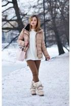 light pink Dorothy Perkins bag