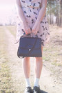 Black-zara-shoes-ivory-dove-print-h-m-dress-eggshell-straw-h-m-hat-black-s