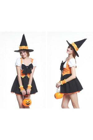 witch Bcozyuk dress