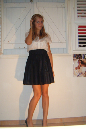 EDC blouse - H&M skirt - Primark shoes