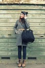 Camel-bata-boots-heather-gray-marc-opolo-coat-navy-jeans-gray-hat-black