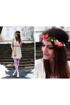 beige dress Gale Beatrice dress