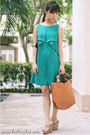 Silk-cotton-jaynelles-dress-faux-leather-jasmoda-bag-new-look-wedges