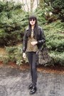 Black-topshop-jeans-black-resurrection-nyc-jacket-black-deena-ozzy-bag