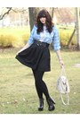 Black-jeffrey-campbell-boots-sky-blue-old-navy-shirt-black-target-tights