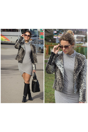New Chic dress - PS Fashion jacket