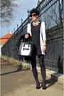 Primark-shoes-zara-dress-sheinside-coat-zerouv-sunglasses