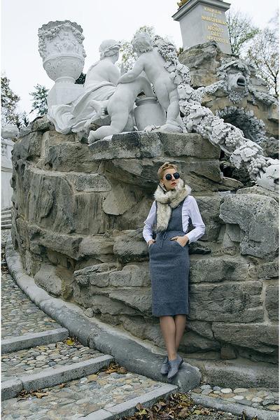 H&M shoes - H&M Trend dress - Primark blouse