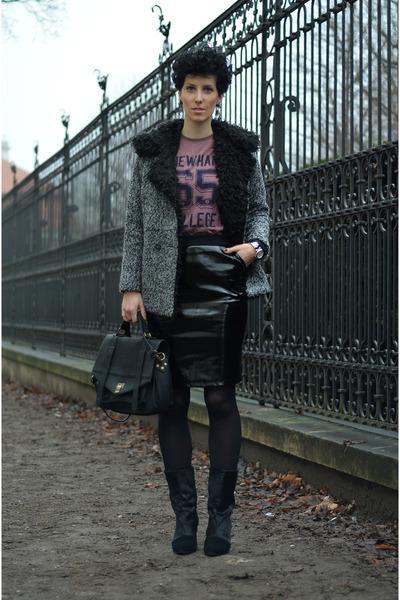 Isabel Marant boots - wwwchoiescom jacket