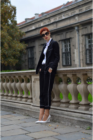 zeroUV sunglasses - Zara pants