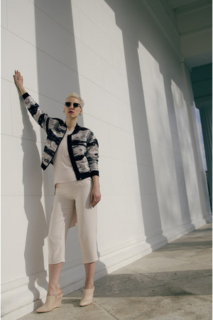 H&M jacket - H&M pants