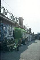 Alexander Wang x H&M boots - Alexander Wang x H&M dress
