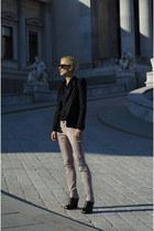 Forever 21 shoes - Sheinside blazer