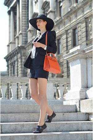 Sheinside blazer - Martofchina bag