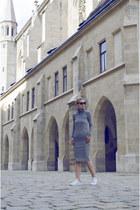 Adidas shoes - H&M Trend dress