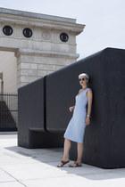 Deichmann shoes - H&M dress