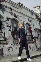 H&M Studio AW14 pants - adidas stan smith shoes