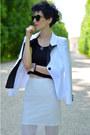 Frontrowshop-skirt-sheinside-blazer-zerouv-sunglasses