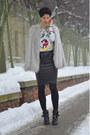 Zara-boots-lookbook-store-coat-h-m-sweatshirt-h-m-trend-skirt