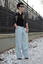 Maison Martin Margiela for H&M jeans - wwwchoiescom jacket