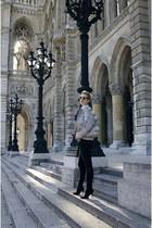 H&M Trend jacket - H&M shoes - H&M jeans - Primark shirt - zeroUV sunglasses