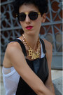Persunmall-shoes-front-row-shop-dress-zerouv-sunglasses