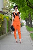 H&M shoes - Zara bag - zeroUV sunglasses