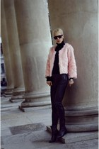Mart of China jacket - Choies boots