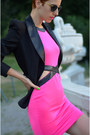 Zalando-shoes-ax-paris-dress-sheinside-blazer-zerouv-sunglasses