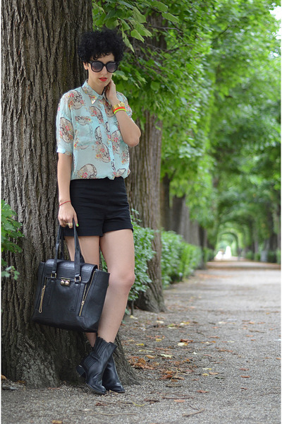 wwwoasapcom blouse - wwwchoiescom boots - wwwvj-stylecom bag