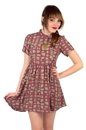 Dusen and Dusen dress