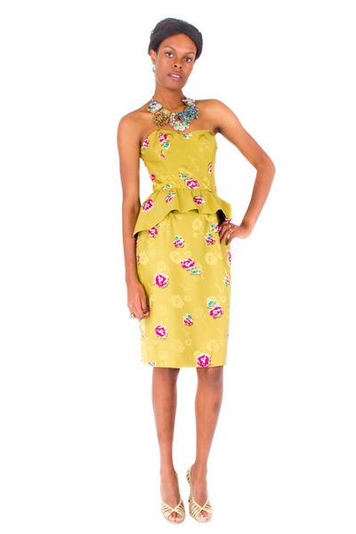Corey Lynn Catar dress